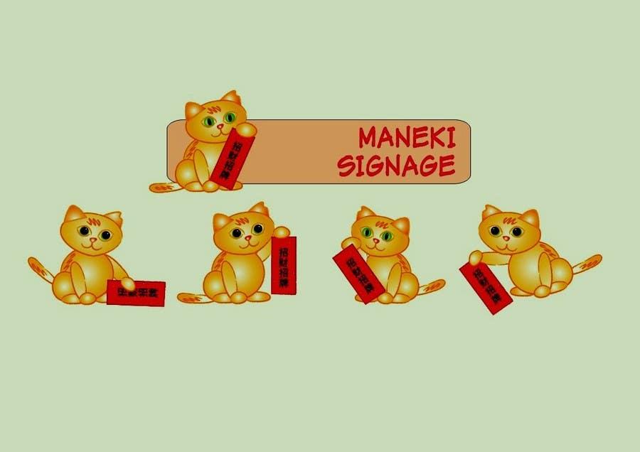 Bài tham dự cuộc thi #                                        10                                      cho                                         Enhance Current Cat Mascot