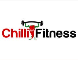 #60 for Design a Logo and stationery for Fitness Club (Chilli Fitness) by BuDesign