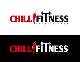 #4 for Design a Logo and stationery for Fitness Club (Chilli Fitness) by alexandracol