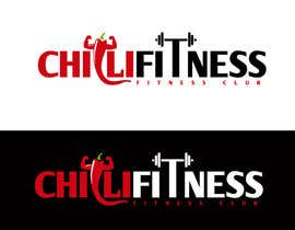 alexandracol tarafından Design a Logo and stationery for Fitness Club (Chilli Fitness) için no 45
