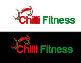 thimsbell tarafından Design a Logo and stationery for Fitness Club (Chilli Fitness) için no 18