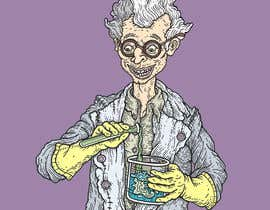 #3 cho Mad Scientist Illustration bởi arbgraphics