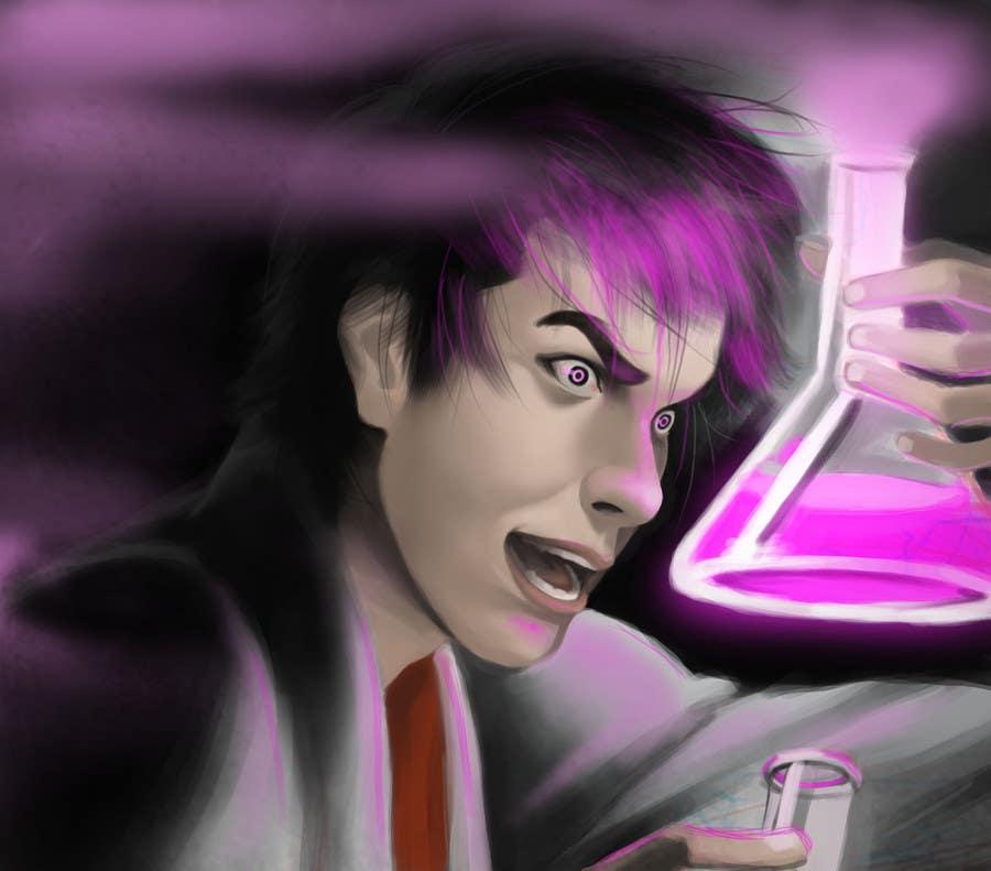 Kilpailutyö #12 kilpailussa Mad Scientist Illustration