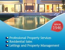#12 for Design a Banner for our rightmove profile page (310 pixels wide by 468 pixels high). af SevenPixelz