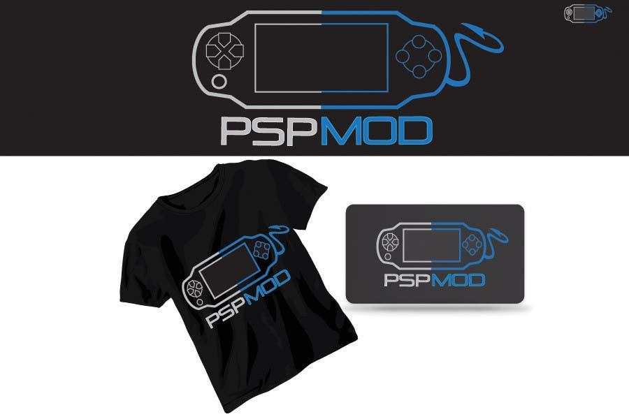 Bài tham dự cuộc thi #138 cho Logo Design for PSPMOD.com