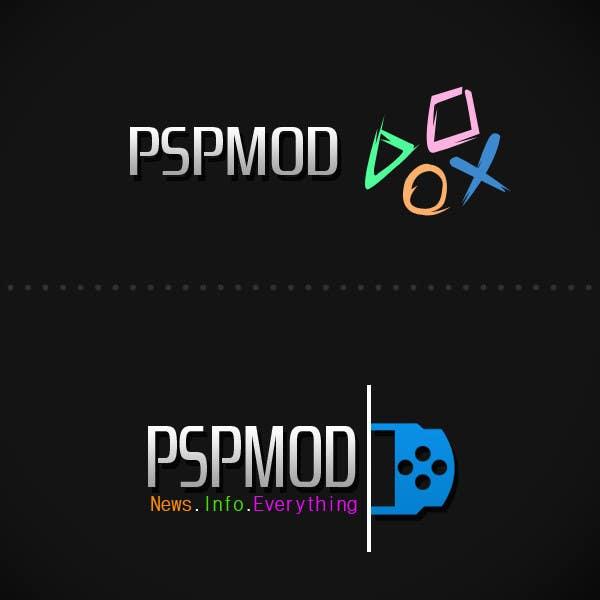 Bài tham dự cuộc thi #111 cho Logo Design for PSPMOD.com