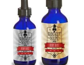 Vape Juice LABEL Graphic Design   Freelancer