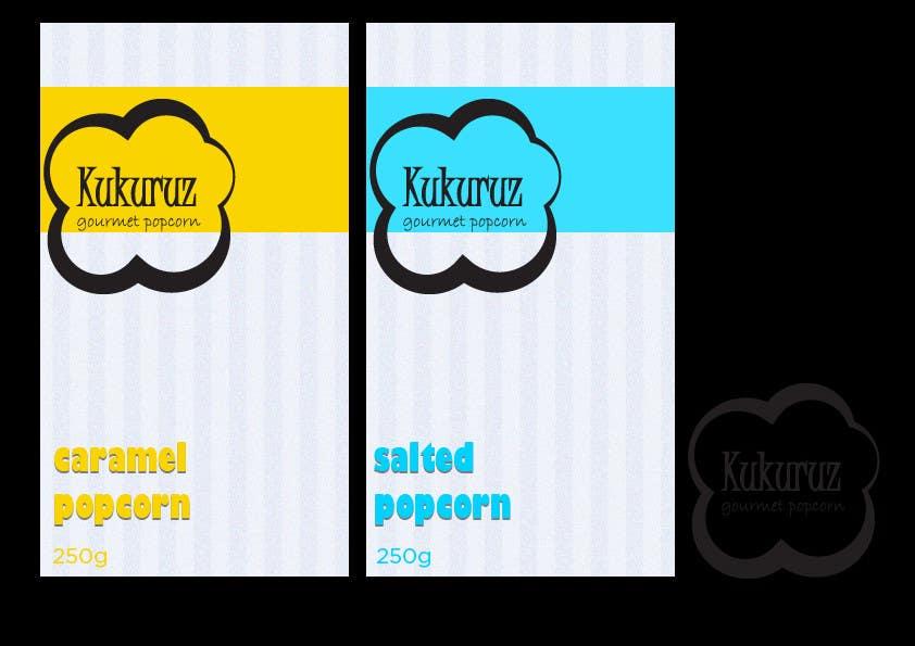 Proposition n°32 du concours Kukuruz-gourmet popcorn