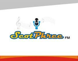 #26 para Design a Logo for ScotPhree.FV Radio por shobbypillai