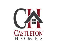 nº 151 pour Design a Logo for Castleton Homes par ccet26