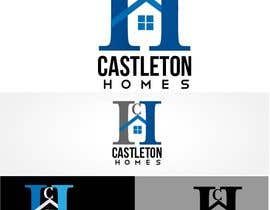 nº 133 pour Design a Logo for Castleton Homes par creativeblack