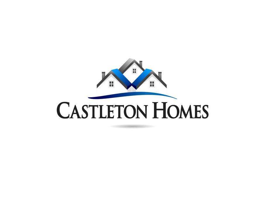 Kilpailutyö #129 kilpailussa Design a Logo for Castleton Homes