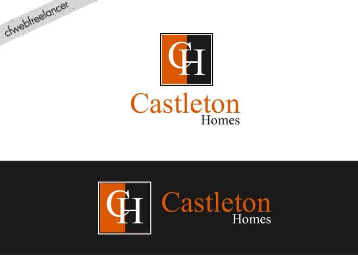 Kilpailutyö #138 kilpailussa Design a Logo for Castleton Homes