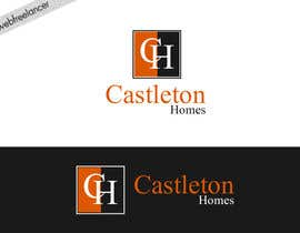 nº 138 pour Design a Logo for Castleton Homes par cfwebfreelancer