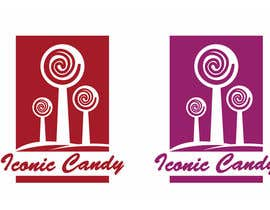 #280 для Logo Design for Iconic Candy от ulogo