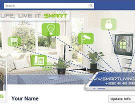 #26 untuk Design a banner for facebook/Website for home automation company oleh SueKocian