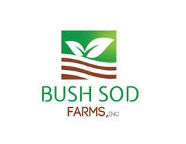 #14 untuk Need a Logo & Website PSD for Bush Sod Farms oleh geniedesignssl
