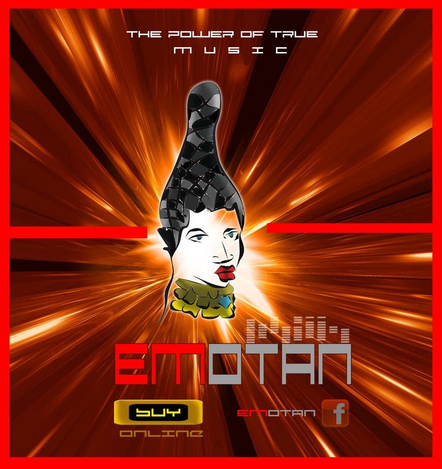 Inscrição nº                                         32                                      do Concurso para                                         Advertisement Design for Emotan Ltd