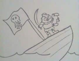 #5 for Owl in a boat by shayguthrie
