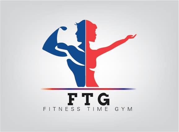 Logo for a gym   Freelancer