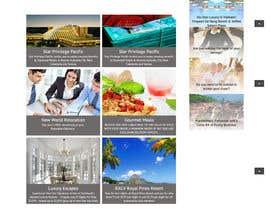 #29 for Website Mock Up - Wordpress by latheeshvmvilla