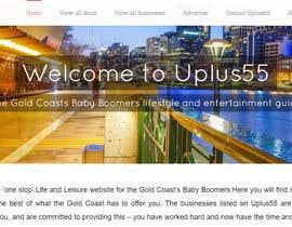 #30 for Website Mock Up - Wordpress by latheeshvmvilla