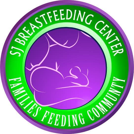 Bài tham dự cuộc thi #47 cho Design a Logo for Breastfeeding Support Center
