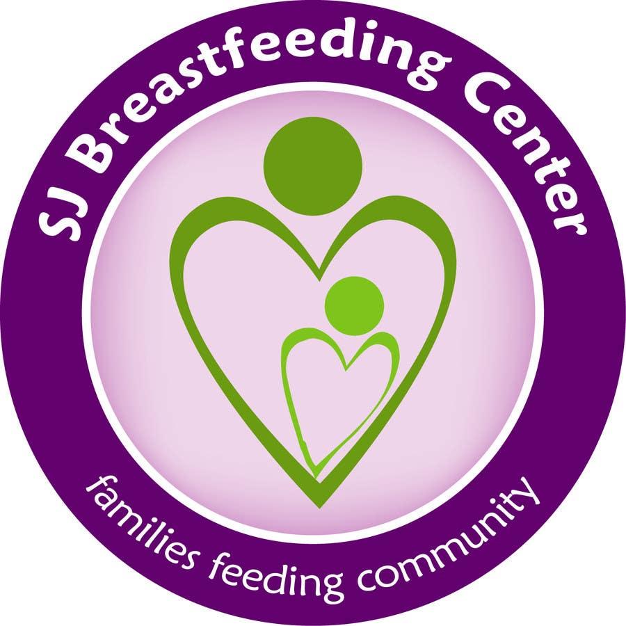 Bài tham dự cuộc thi #33 cho Design a Logo for Breastfeeding Support Center