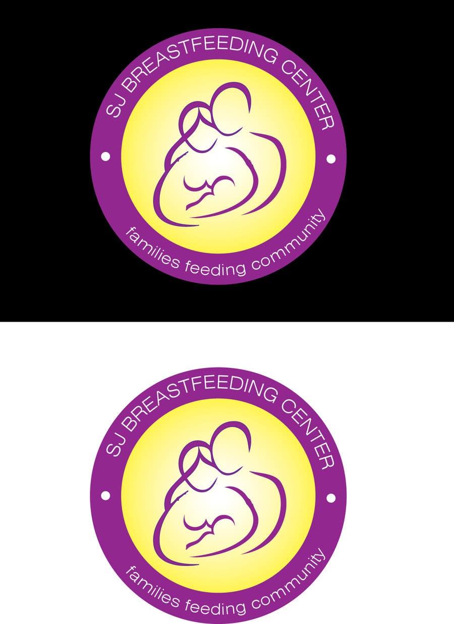 Bài tham dự cuộc thi #4 cho Design a Logo for Breastfeeding Support Center