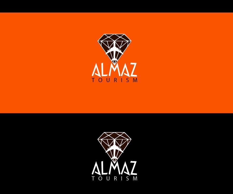 Proposition n°95 du concours Design a Logo for Almaz Tourism