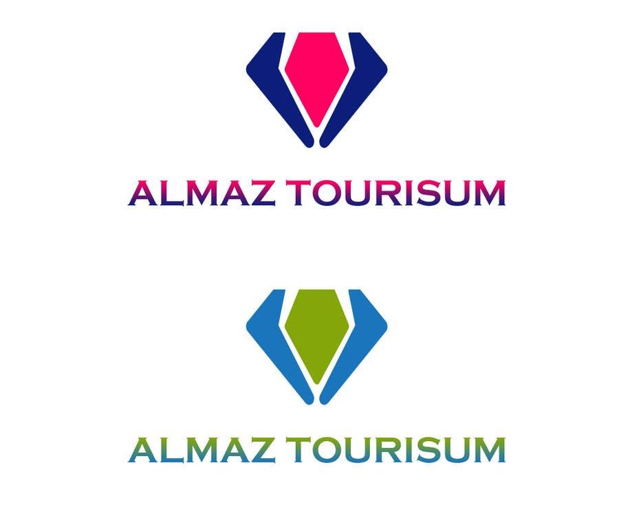 Proposition n°98 du concours Design a Logo for Almaz Tourism