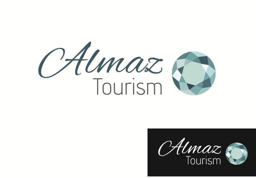 Proposition n°75 du concours Design a Logo for Almaz Tourism