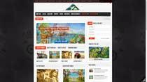 Website Design-kilpailutyö nro 6 kilpailussa Make my simple wordpress website look COOL!