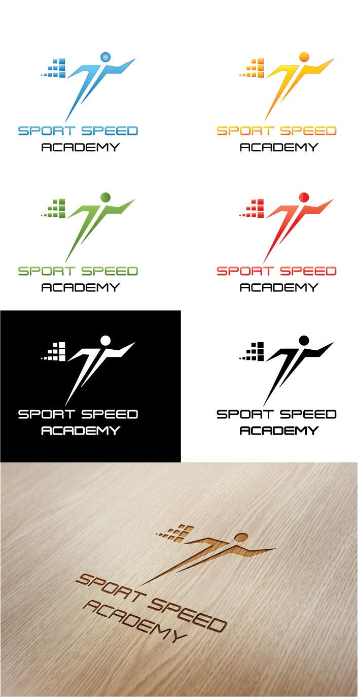 Bài tham dự cuộc thi #                                        32                                      cho                                         Design a Logo for Sport Speed Academy