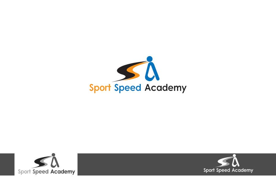 Bài tham dự cuộc thi #                                        27                                      cho                                         Design a Logo for Sport Speed Academy