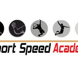 #22 para Design a Logo for Sport Speed Academy por Johnnylisbo
