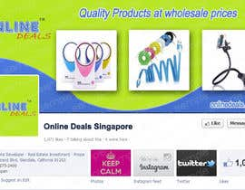 #14 untuk Design a Banner for OnlineDeals oleh saligra