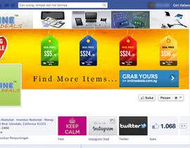 #6 for Design a Banner for OnlineDeals by shipbuysale
