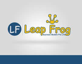 #66 for Design a Logo for Leapfrog by Naumaan