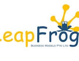 inventimagin tarafından Design a Logo for Leapfrog için no 32