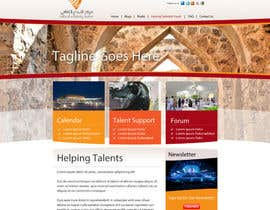 #15 cho Website Design for Cultural Creativity Center bởi grafixeu