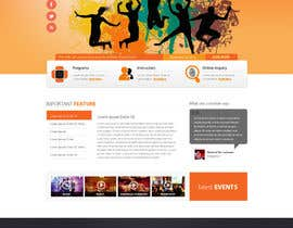 #17 cho Website Design for Cultural Creativity Center bởi zumanur
