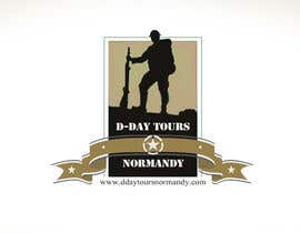 nº 54 pour D-DAY TOURS NORMANDY LOGO par shrish02