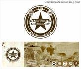 Graphic Design des proposition du concours n°34 pour D-DAY TOURS NORMANDY LOGO