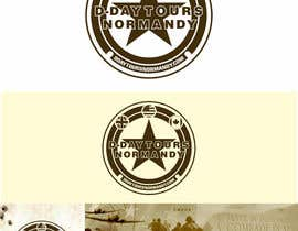 nº 43 pour D-DAY TOURS NORMANDY LOGO par quangarena