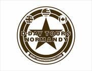 Graphic Design des proposition du concours n°51 pour D-DAY TOURS NORMANDY LOGO