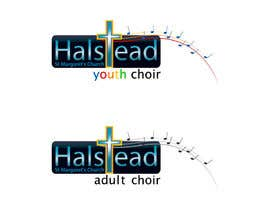 #32 untuk Design Two Logos for Church Choirs oleh mirceabaciu