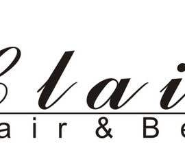#60 cho Design a Logo for Claire Hair and Beauty bởi Phillips1