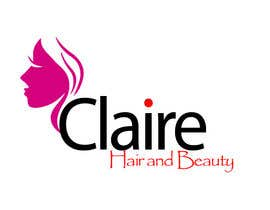 #53 for Design a Logo for Claire Hair and Beauty by naval41