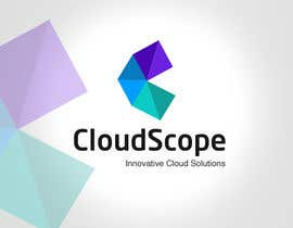 #204 para Logo Design for CloudScope por praxlab